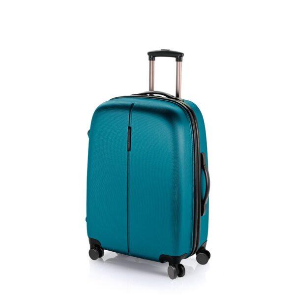 Kofer srednji 48x67x27 cm  ABS 70l-3,7 kg Paradise zelena Gabol