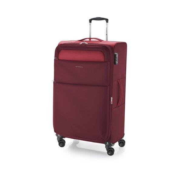 Kofer veliki 47x79x28 cm  polyester 91l-3 kg Cloud extra light crvena Gabol