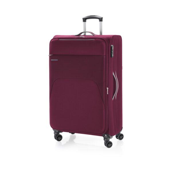 Kofer veliki 47x79x30 cm  polyester 90l-3,9 kg Zambia crvena Gabol