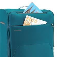 Kofer veliki 47x79x30 cm  polyester 90l-3,9 kg Zambia petrolej Gabol