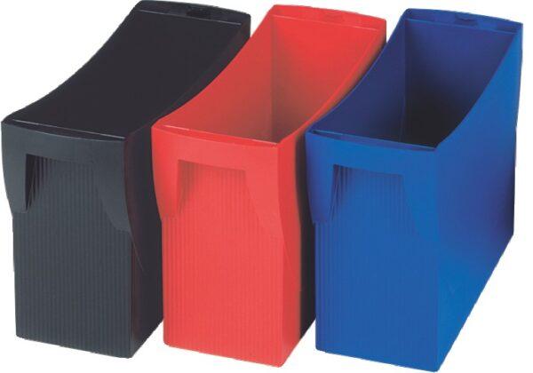 Kutija za viseće fascikle SWING crna Han