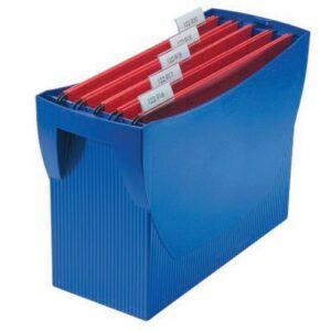 Kutija za viseće fascikle SWING plava Han