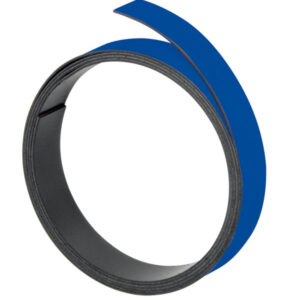 Magnetna traka 10mmx100cm plava Franken