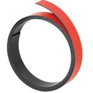 Magnetna traka 5mmx100cm crvena Franken