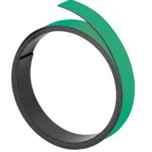 Magnetna traka 5mmx100cm zelena Franken