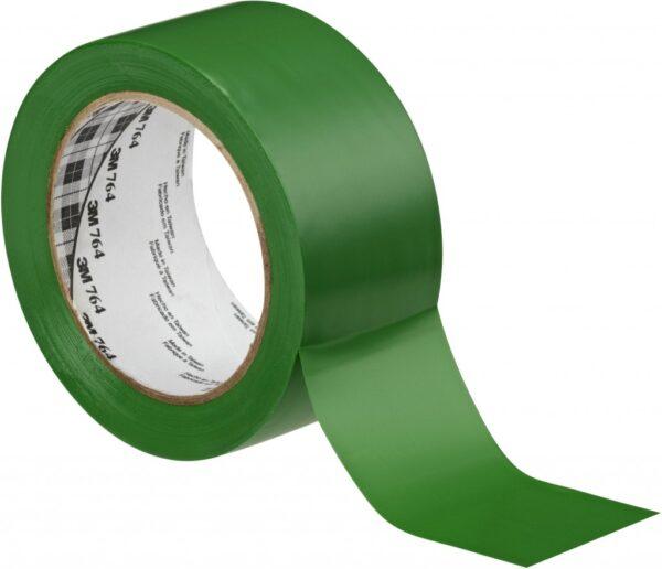 Traka za podno obeležavanje u boji 3M 764L zelena