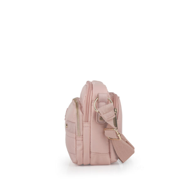 Torba na rame ženska 24x16x8 cm Bamba roze Gabol