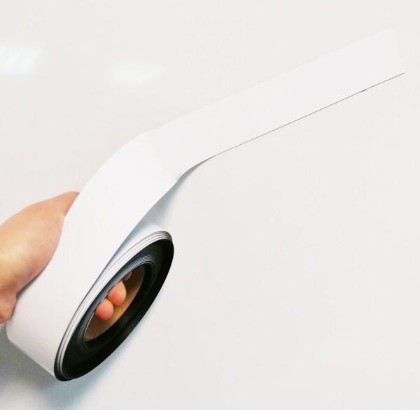 Magnetna traka piši-briši u rolni 50mm x 10m O+CO