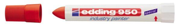 Marker industry painter E-950 10mm crvena Edding