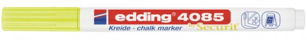 Marker za staklo CHALK MARKER E-4085 1-2mm neon žuta Edding