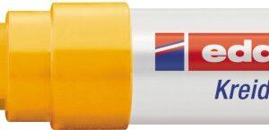 Marker za staklo CHALK MARKER E-4090 4-15mm narandžasta Edding