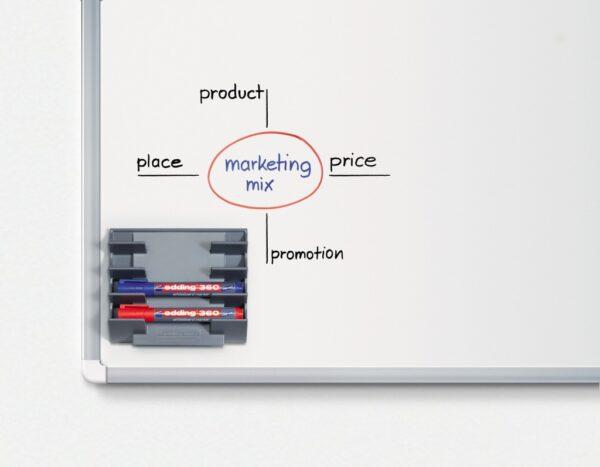 Držač markera za belu tablu BMA 3 Edding