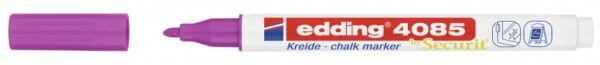 Marker za staklo CHALK MARKER E-4085 1-2mm standard roze Edding