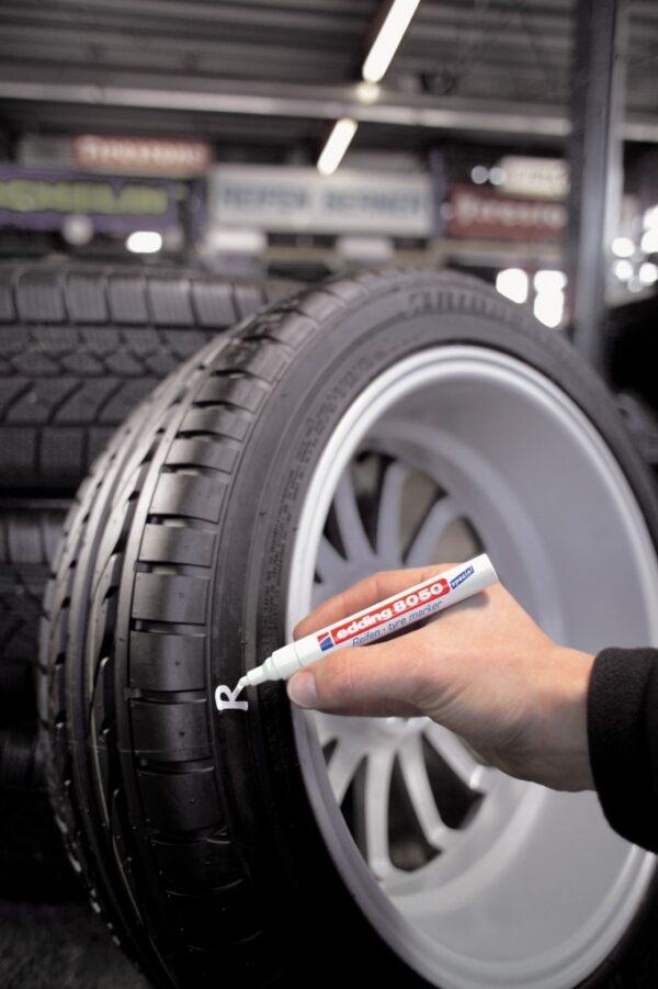 Marker za gume E-8050 2-4mm Edding