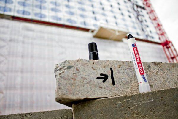 Marker industry painter E-950 10mm bela Edding