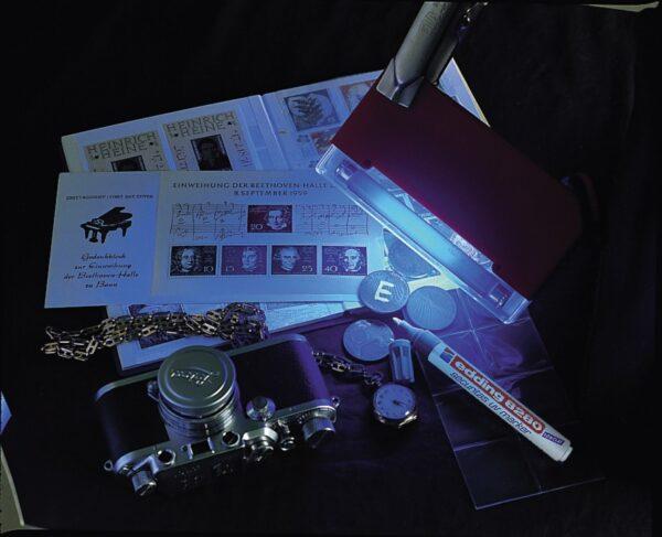 Sigurnosni UV marker E-8280 1,5-3mm Edding