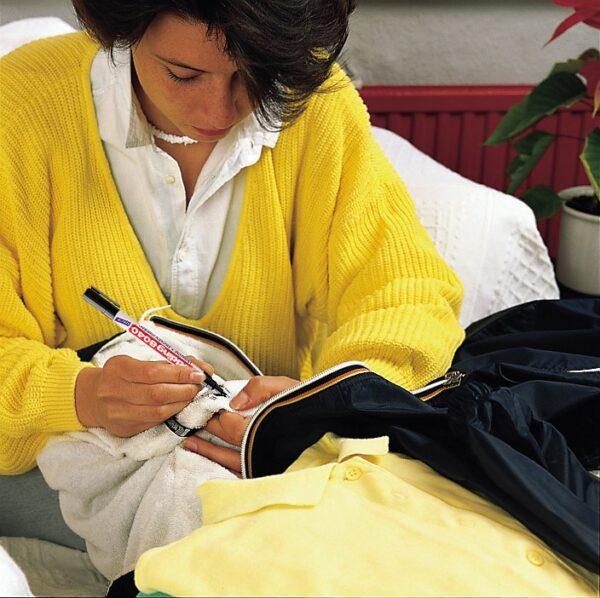 Vodootporni marker za tekstil E-8040 1mm Edding