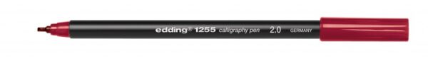 Kaligrafski marker E-1255 2mm crvena Edding