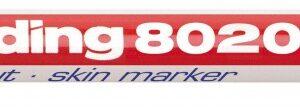 """Marker za kožu E-8020 """"Skin marker"""" 1mm plava Edding"""