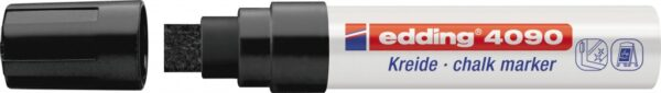 Marker za staklo CHALK MARKER E-4090 4-15mm crna Edding