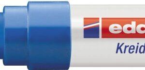 Marker za staklo CHALK MARKER E-4090 4-15mm plava Edding