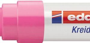 Marker za staklo CHALK MARKER E-4090 4-15mm roze Edding