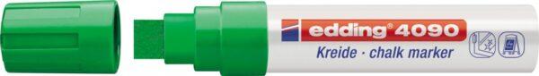 Marker za staklo CHALK MARKER E-4090 4-15mm zelena Edding