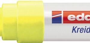 Marker za staklo CHALK MARKER E-4090 4-15mm žuta Edding