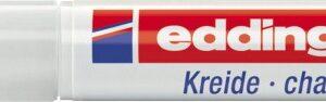 Marker za staklo CHALK MARKER E-4095 2-3mm bela Edding
