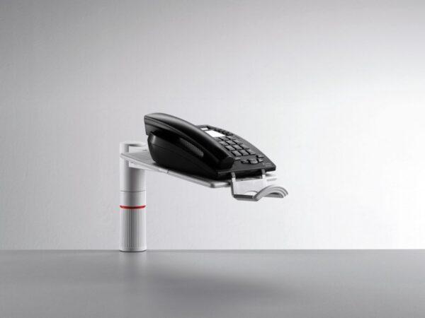 Stalak za telefon Phonemaster siva Novus