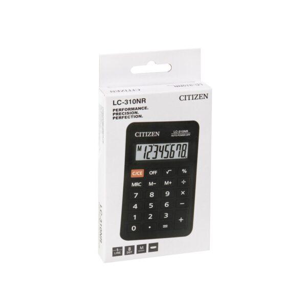 Džepni/stoni kalkulator Citizen LC-310N, 8 cifara