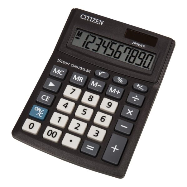 Stoni kalkulator Citizen CMB-1001-BK, 10 cifara
